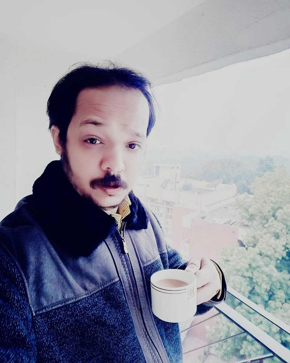 Dr. Arnav Anjaria