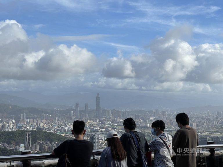 Taiwan visto