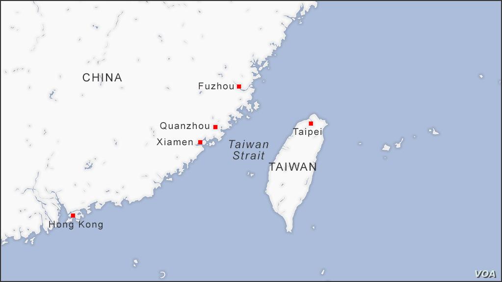 EUA, Japão e Coreia do Sul discutem questões do Estreito de Taiwan e Coreia do Norte