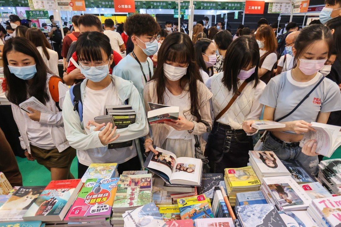 A Feira do Livro de Hong Kong chega ao fim com um total de 830.000 visitantes