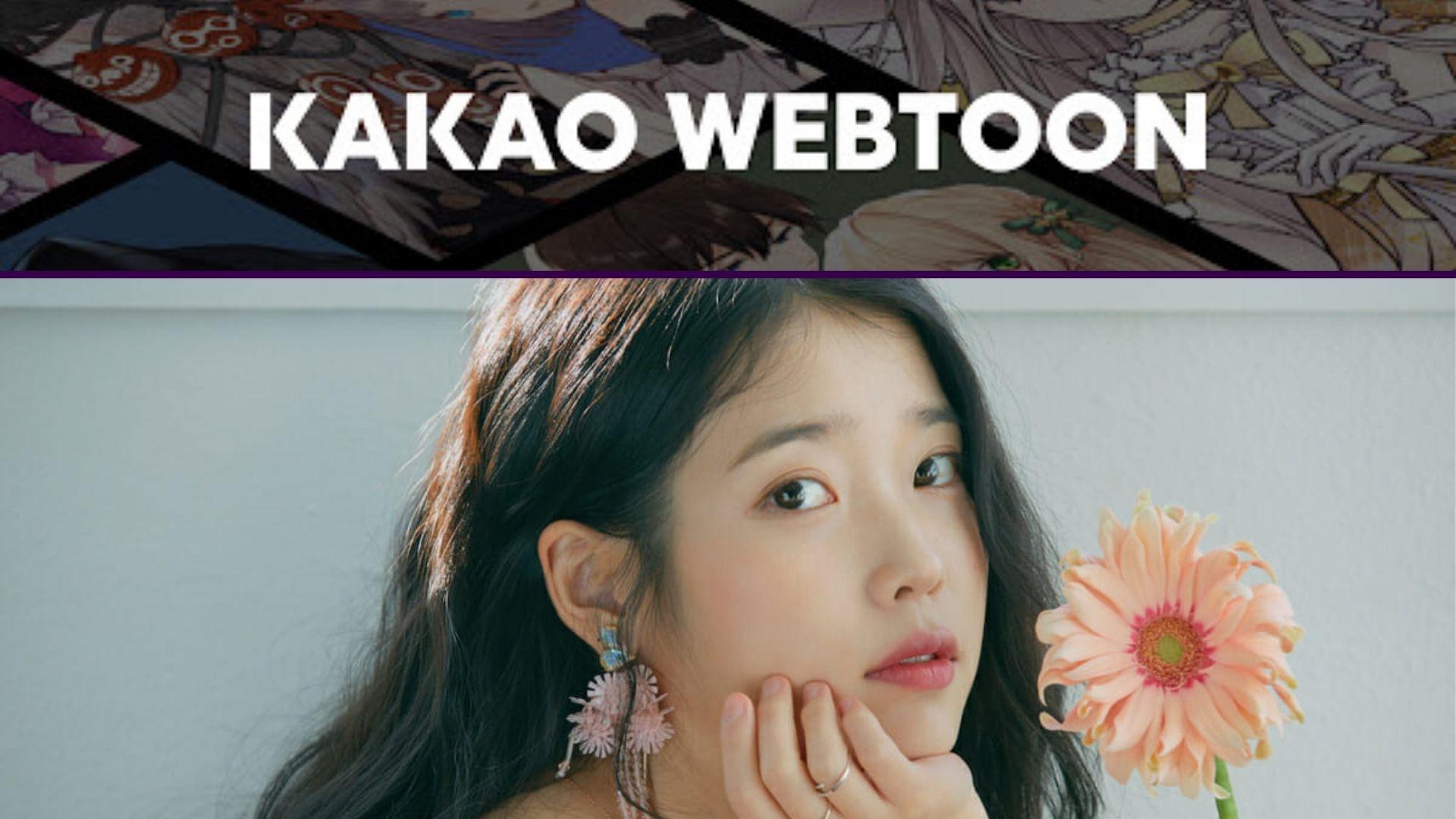 IU é a mais nova embaixadora global da Kakao Webtoon