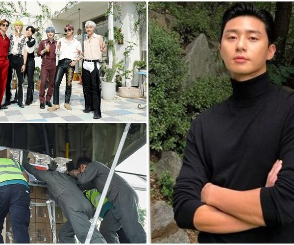 covid 19 bts permission to dance park seo joon