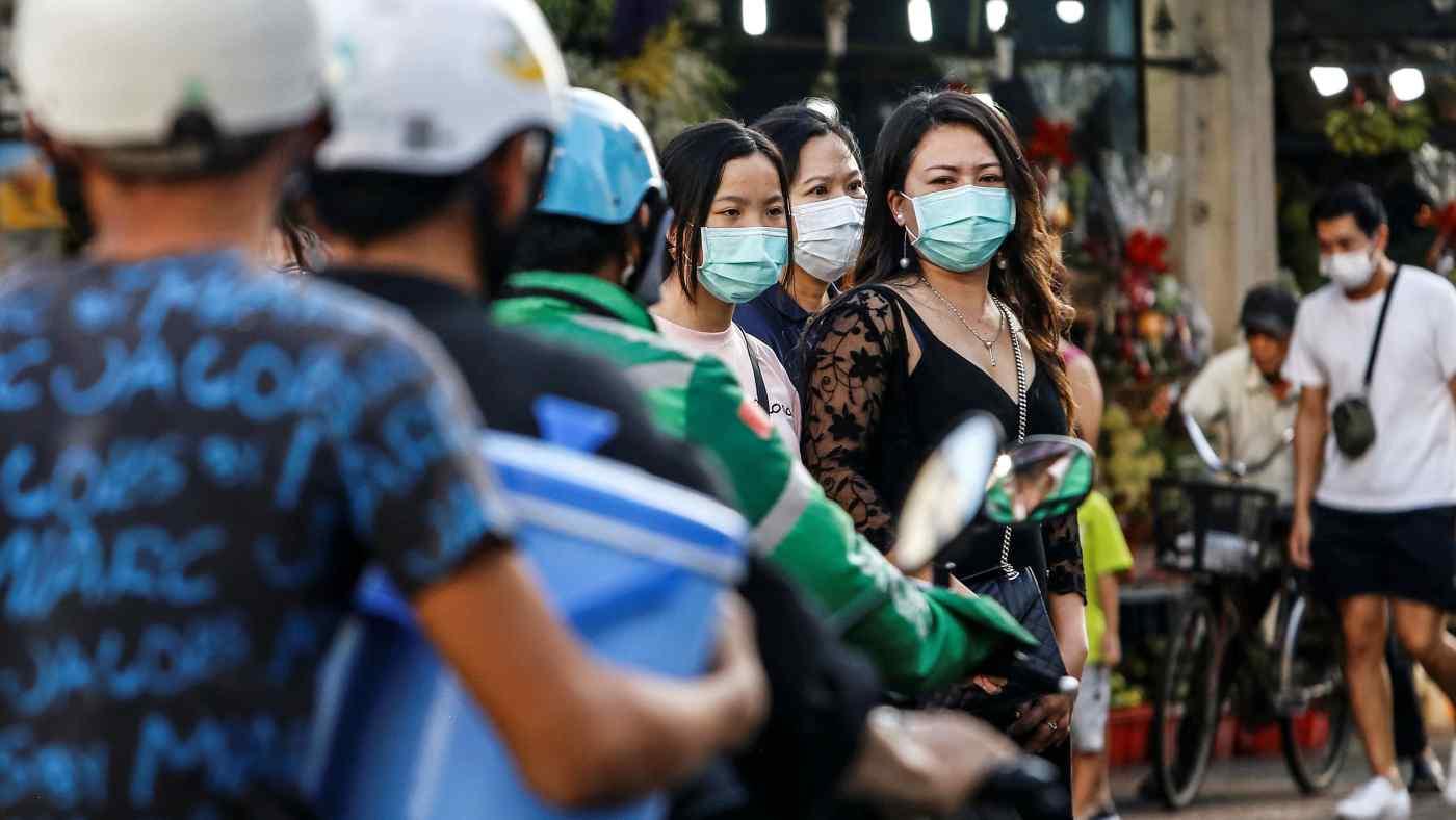 Cidade de Ho Chi Minh, no Vietnã, enfrenta colapso médico com o aumento do COVID-19